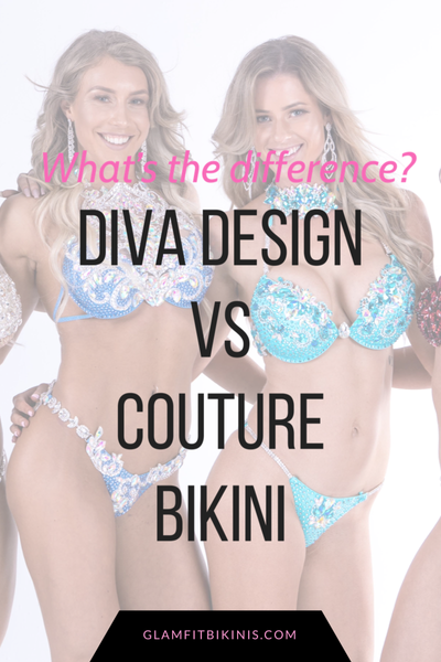Diva Design VS Couture Bikini. What's the difference?