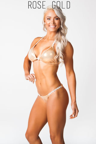 rose gold fitness competition, Lauren Simpson