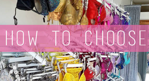 how to choose competition bikini