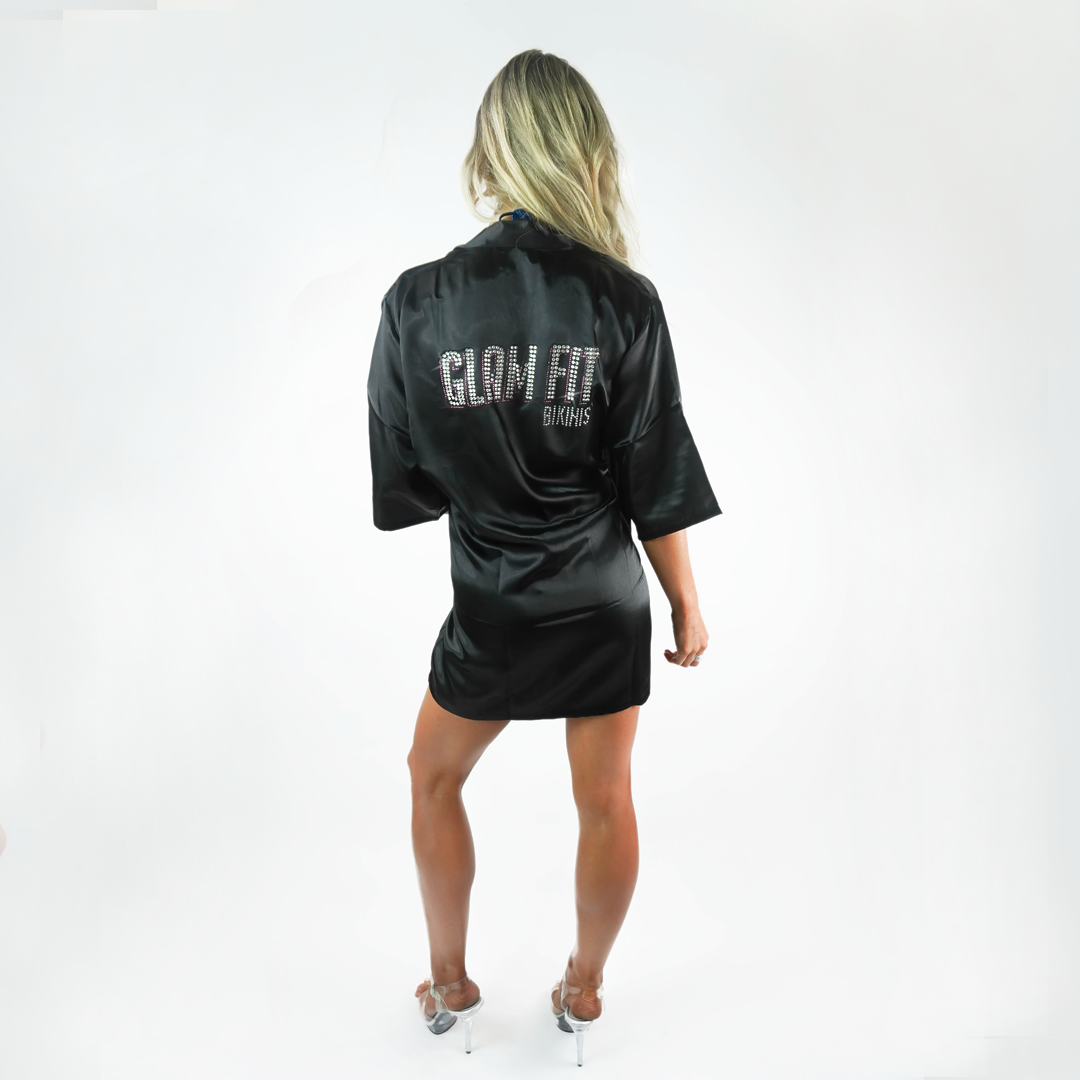 Crystal Logo Comp Day Robe Crystal Logo (limited quantity)