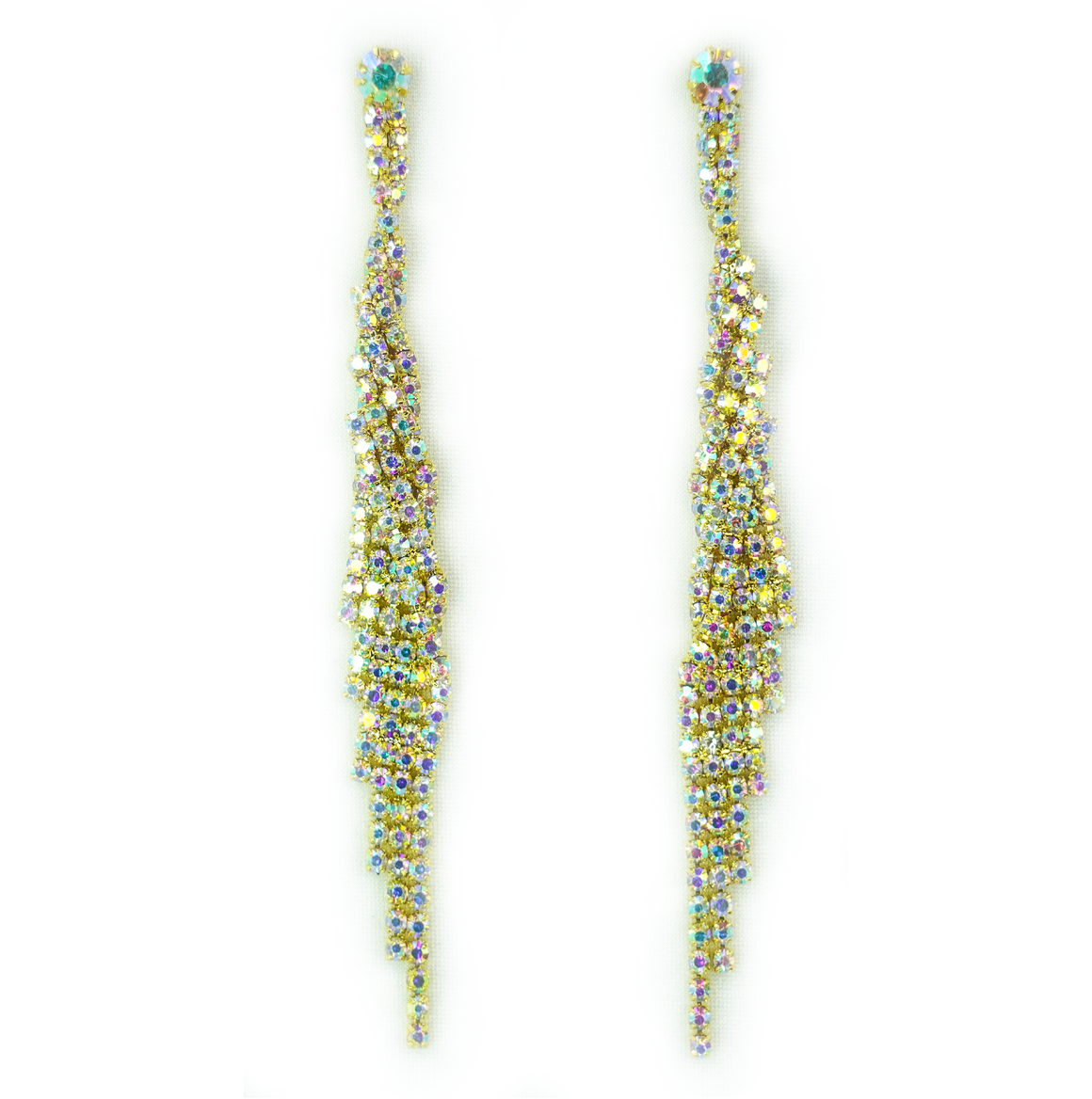 Monica Gold AB Earrings