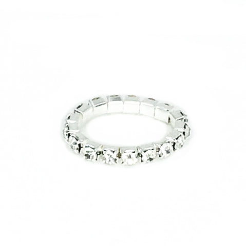 Candice Ring Silver