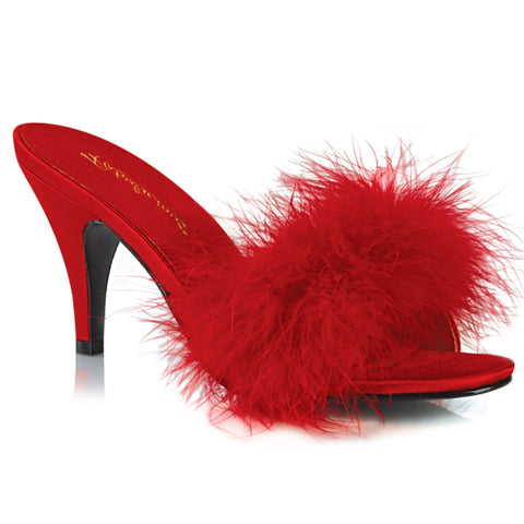 AMOUR-03 Red Pu-Fur