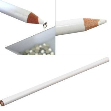 white wax pencil