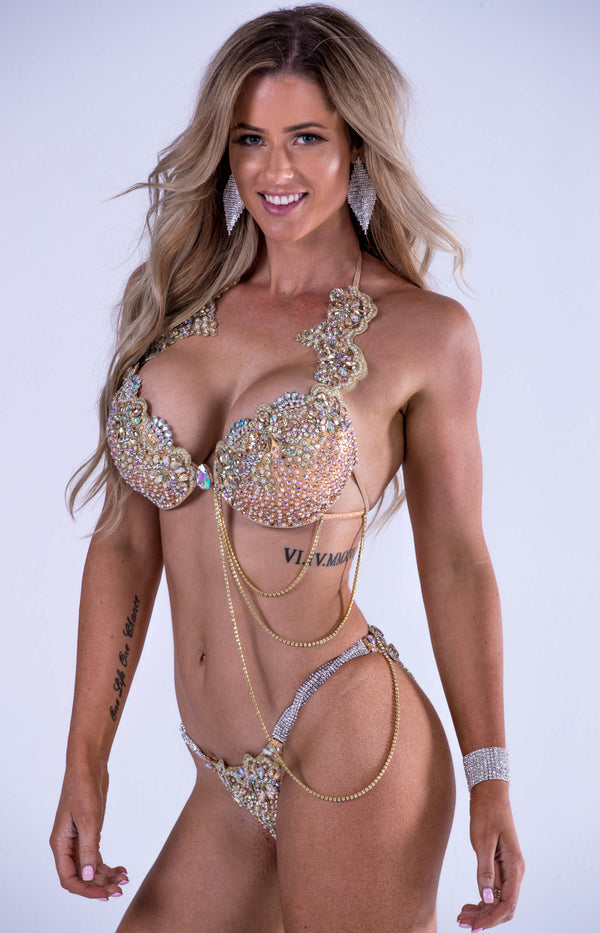 Fitness Model Competition Bikini - Diva Design-9657