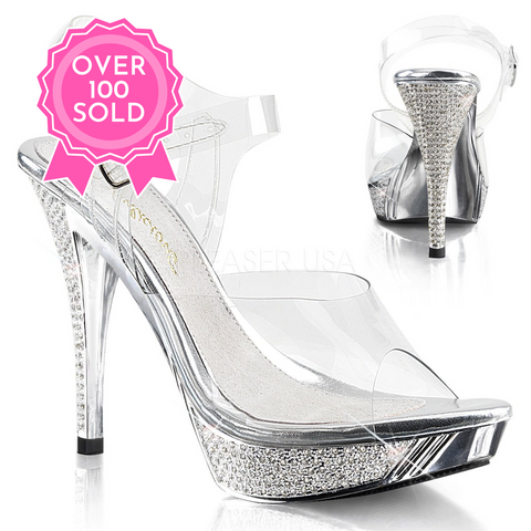 WBFF Bikini Competition Heels shoes