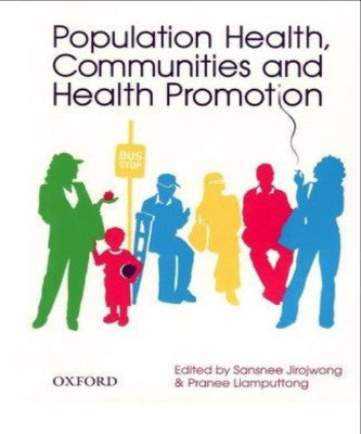 POPULATION HEALTH COMMUNITIES & HEALTH PROMOTION - Charles Darwin University Bookshop