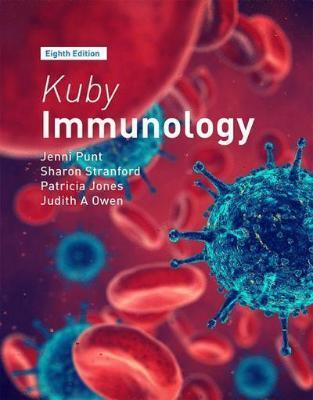 KUBY IMMUNOLOGY 8TH EDITION