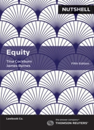 NUTSHELL EQUITY 5TH EDITION