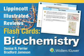 LIPPINCOTT ILLUSTRATED REVIEWS FLASH CARDS: BIOCHEMISTRY - Charles Darwin University Bookshop
