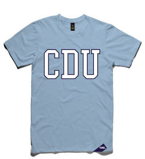 CDU T-SHIRT WOMENS - Charles Darwin University Bookshop  - 1
