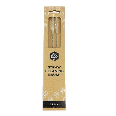 EVER ECO Straw Cleaning Brush - 2 pk