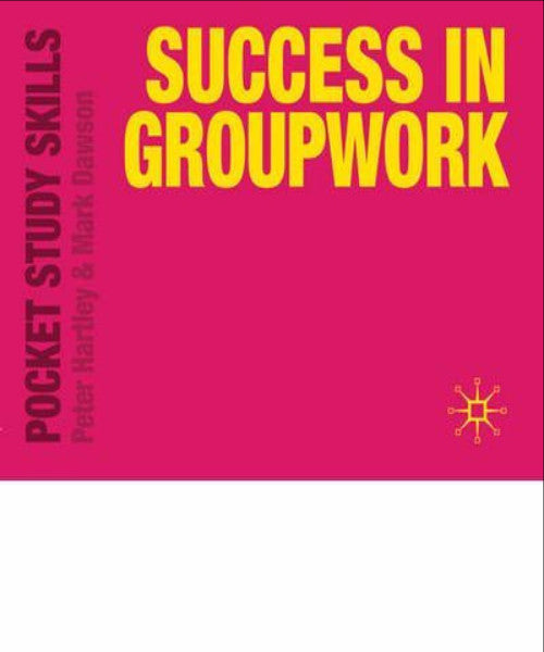 SUCCESS IN GROUPWORK - Charles Darwin University Bookshop