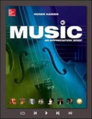 MUSIC: AN APPRECIATION - Charles Darwin University Bookshop