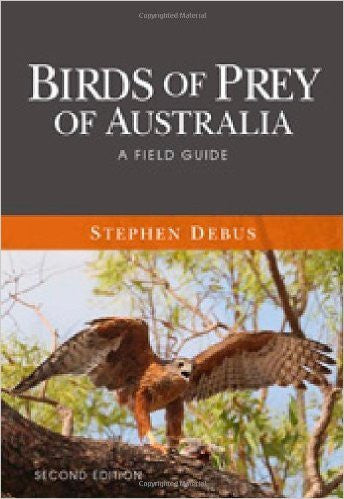 BIRDS OF PREY OF AUSTRALIA - Charles Darwin University Bookshop