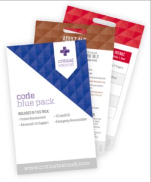 CODE BLUE NURSE PACK - Charles Darwin University Bookshop