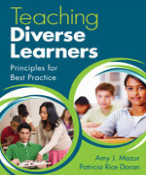 TEACHING DIVERSE LEARNERS: PRINCIPLES FOR BEST PRACTICE - Charles Darwin University Bookshop