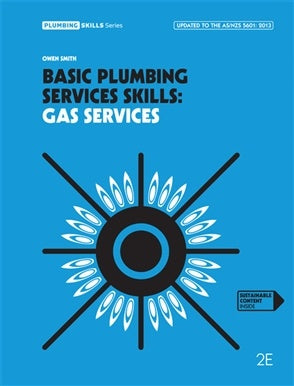 BASIC PLUMBING SERVICES SKILLS: GAS SERVICES