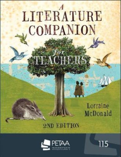 A LITERATURE COMPANION FOR TEACHERS 2ND EDITION