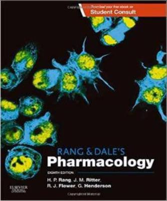 RANG & DALES PHARMACOLOGY - Charles Darwin University Bookshop