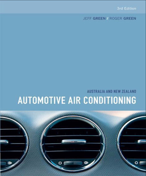 AUTOMOTIVE AIRCONDITIONING AUSTRALIA AND NEW ZEALAND - Charles Darwin University Bookshop
