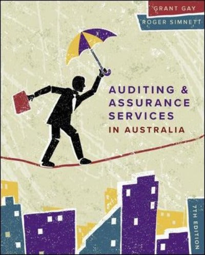 AUDITING & ASSURANCE SERVICES IN AUSTRALIA (PACK - INCLUDES CONNECT)