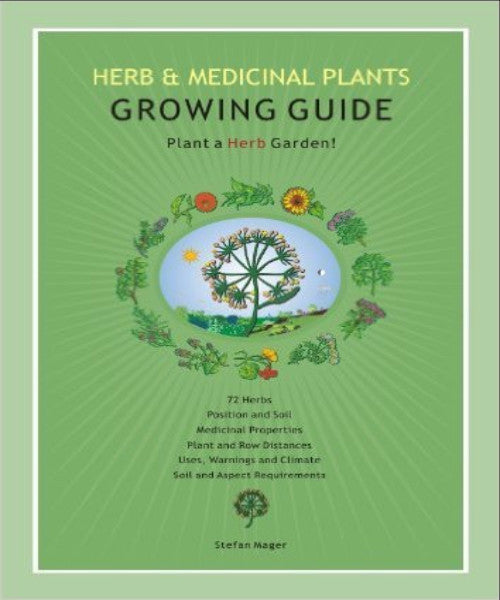 HERB & MEDICINAL PLANTS GROWING GUIDE - Charles Darwin University Bookshop