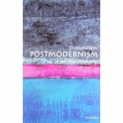 POSTMODERNISM: A VERY SHORT INTRODUCTION - Charles Darwin University Bookshop