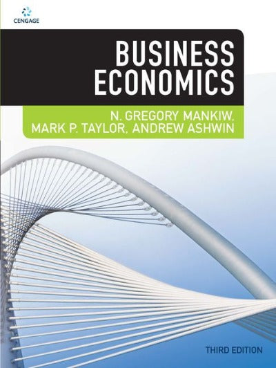 BUSINESS ECONOMICS 3RD EDITION