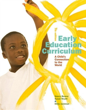 EARLY EDUCATION CURRICULUM: A CHILD'S CONNECTION TO THE WORLD - Charles Darwin University Bookshop