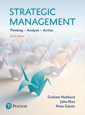 STRATEGIC MANAGEMENT 6TH EDITION