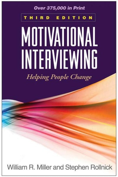 MOTIVATIONAL INTERVIEWING 3RD EDITION