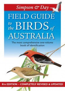 FIELD GUIDE TO BIRDS OF AUSTRALIA - Charles Darwin University Bookshop