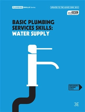 BASIC PLUMBING WATER SUPPLY - Charles Darwin University Bookshop