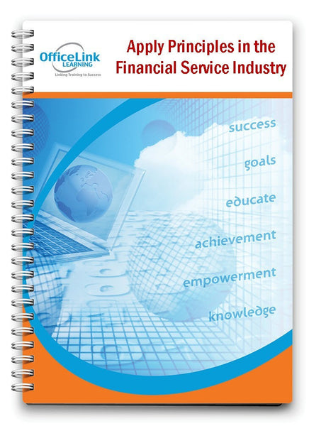 FNSINC401 APPLY PRINCIPLES OF PROFESSIONAL PRACTICE TO WORK IN THE FINANCIAL SERVICES INDUSTRY - Charles Darwin University Bookshop