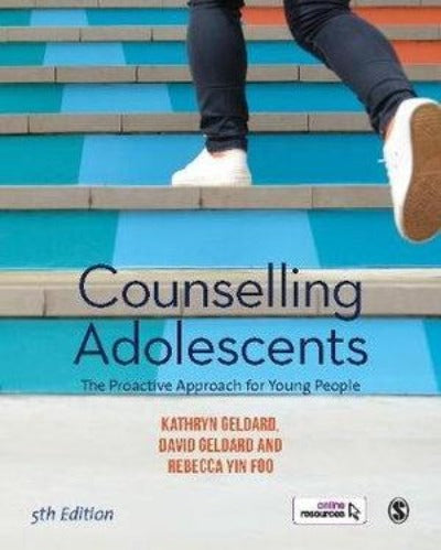 COUNSELLING ADOLESCENTS 5TH EDITION