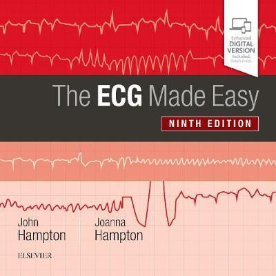 THE ECG MADE EASY 9TH REVISED EDITION