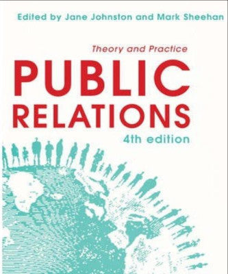 PUBLIC RELATIONS THEORY & PRACTICE - Charles Darwin University Bookshop