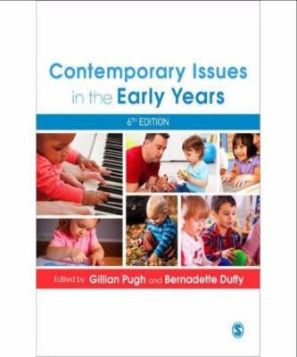 CONTEMPORARY ISSUES IN THE EARLY YEARS - Charles Darwin University Bookshop