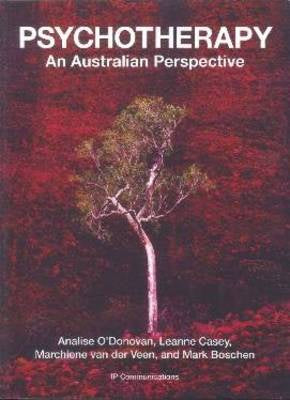 PSYCHOTHERAPY AN AUSTRALIAN PERSPECTIVE