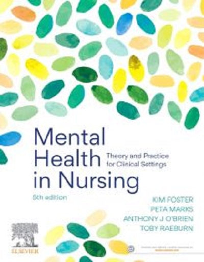 MENTAL HEALTH IN NURSING 5TH EDITION
