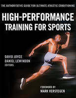 HIGH-PERFORMANCE TRAINING FOR SPORTS - Charles Darwin University Bookshop