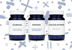 CLINICAL DOSAGE CALCULATIONS - Charles Darwin University Bookshop