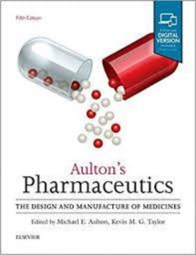 AULTON'S PHARMACEUTICS 5TH EDITION