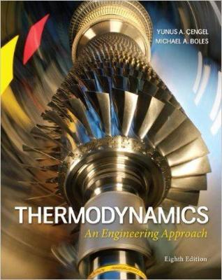 THERMODYNAMICS AN ENGINEERING APPROACH - Charles Darwin University Bookshop