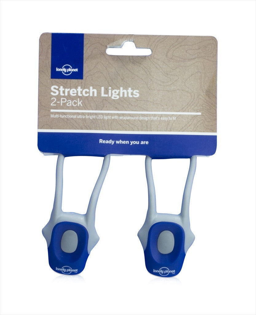 STRETCH LIGHTS 2 PACK BLUE - Charles Darwin University Bookshop