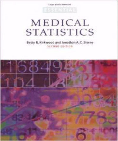 ESSENTIAL MEDICAL STATISTICS - Charles Darwin University Bookshop