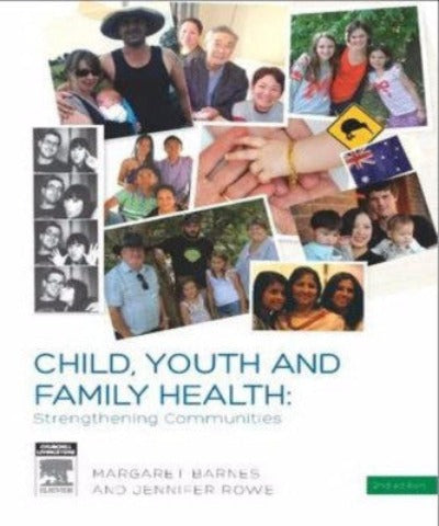 CHILD YOUTH & FAMILY HEALTH STRENGTHENING COMMUNITIES - Charles Darwin University Bookshop