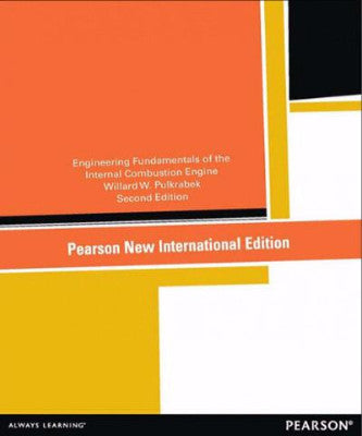 ENGINEERING FUNDAMENTALS OF THE INTERNAL COMBUSTION ENGINE - Charles Darwin University Bookshop