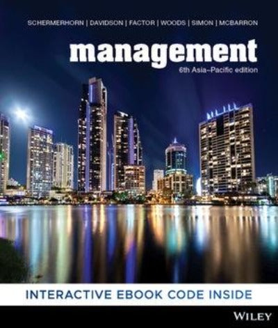 MANAGEMENT, 6TH ASIA-PACIFIC EDITION
